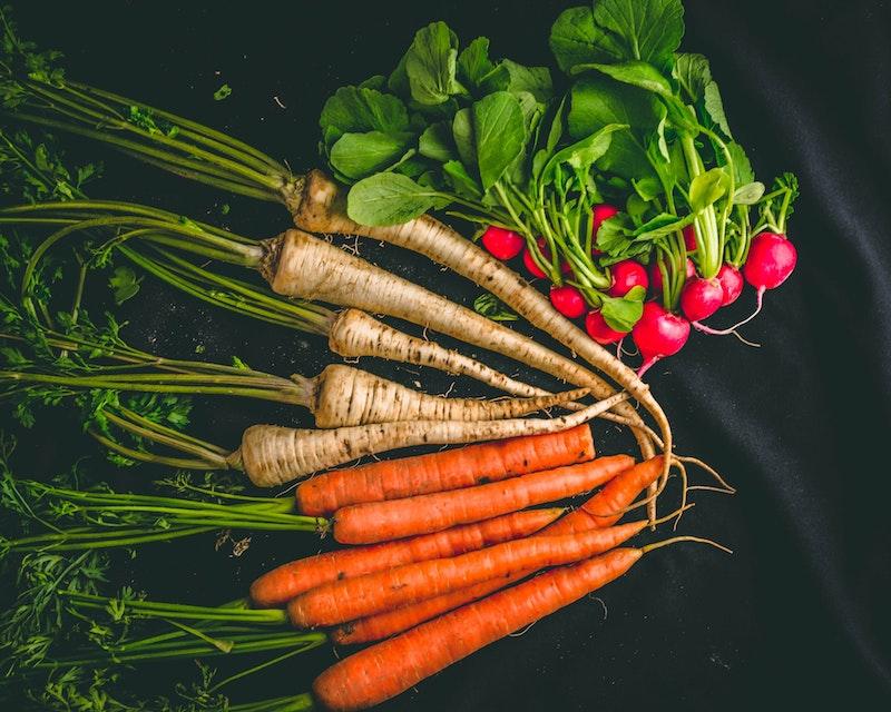 recette fanes de carottes fanes de radis restes de légumes anti gaspi