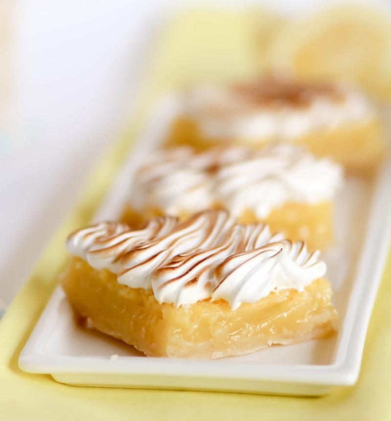 recette tarte au citron mini tartes faciles à préparer