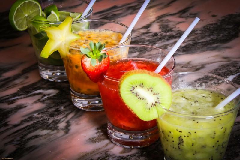 smoothie maison préparer un cocktail à partir d un smoothie