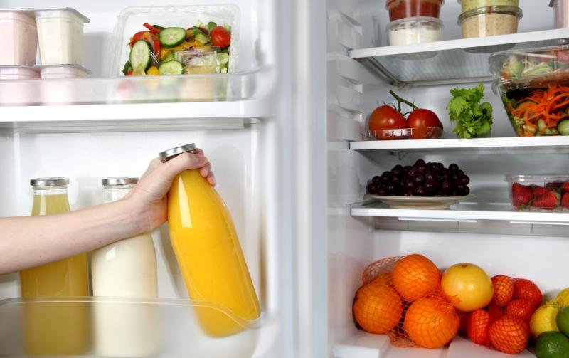 smoothie pour maigrir du ventre smoothie dans le frigo