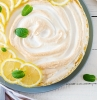 tarte au citron maison facile à préparer et délicieuse