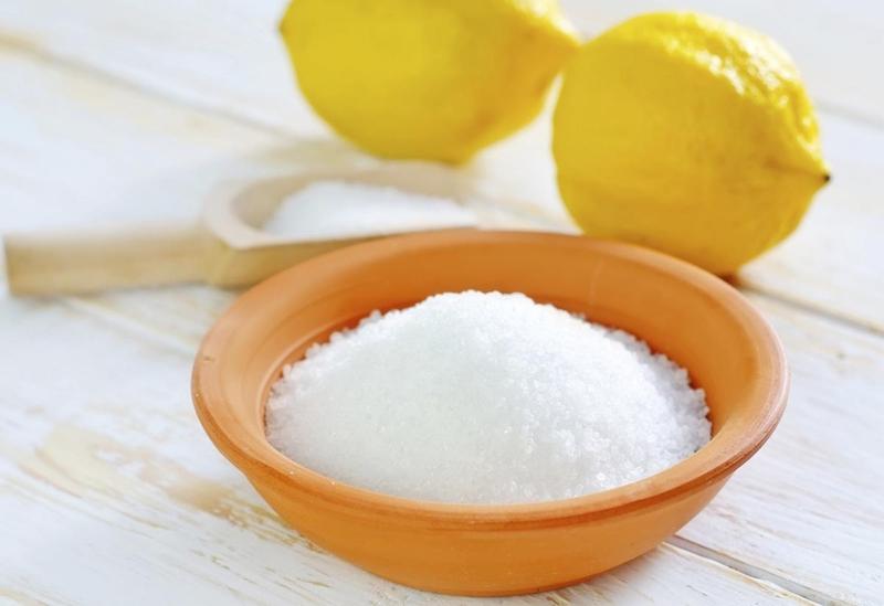 utiliser de l acide citrique pour enlever rouille sur inox astuce nettoyage maison