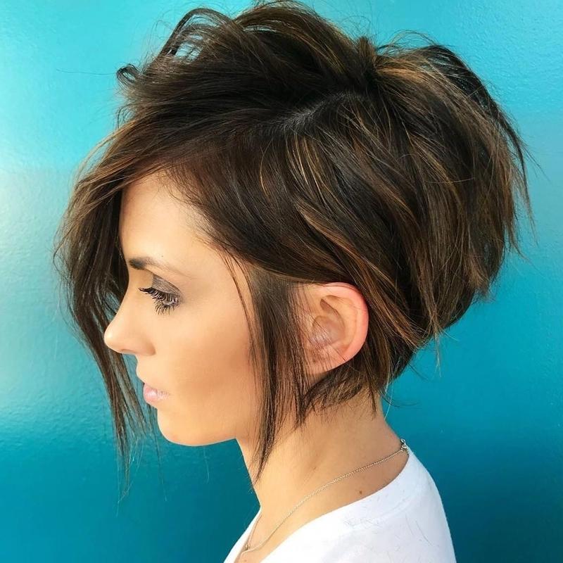 volume coiffure texture cheveux coupe de cheveux femme court