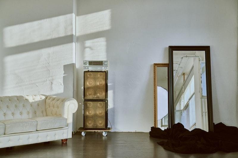 agrandir un espace sombre avec des miroirs chambre borgne comment agrandir