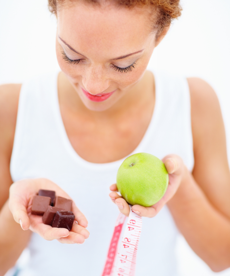chocolat noir pour perdre du poids idées bienfaits cacao chocolat sur la taille