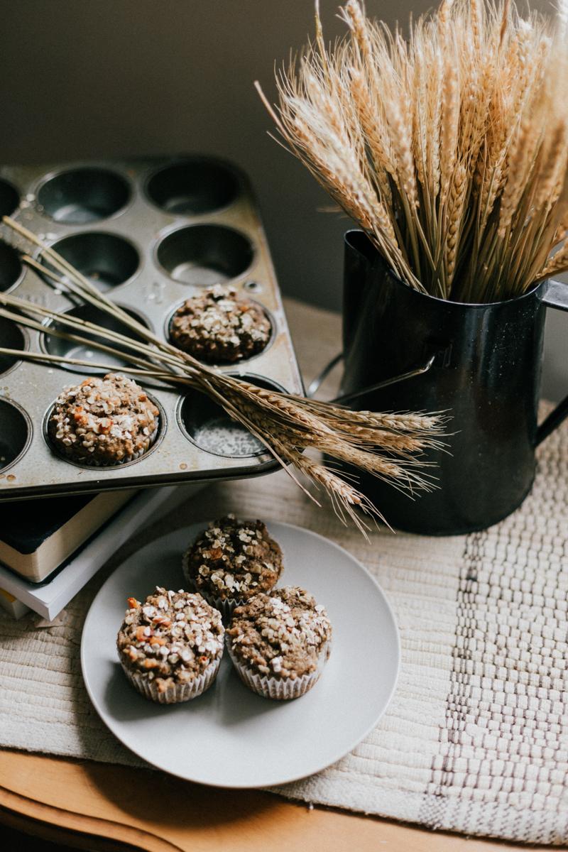 chute de cheveux que faire des muffins aux céréales complètes