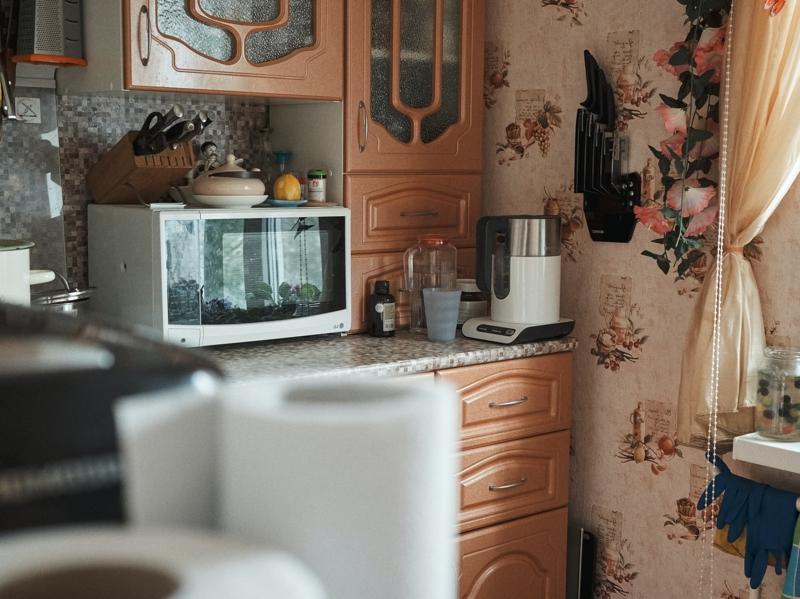 comment nettoyer un micro onde une cuisine équipée de micro onde