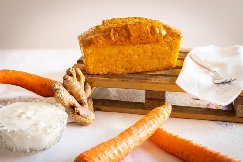conservation carottes un morceau de tarte aux carottes