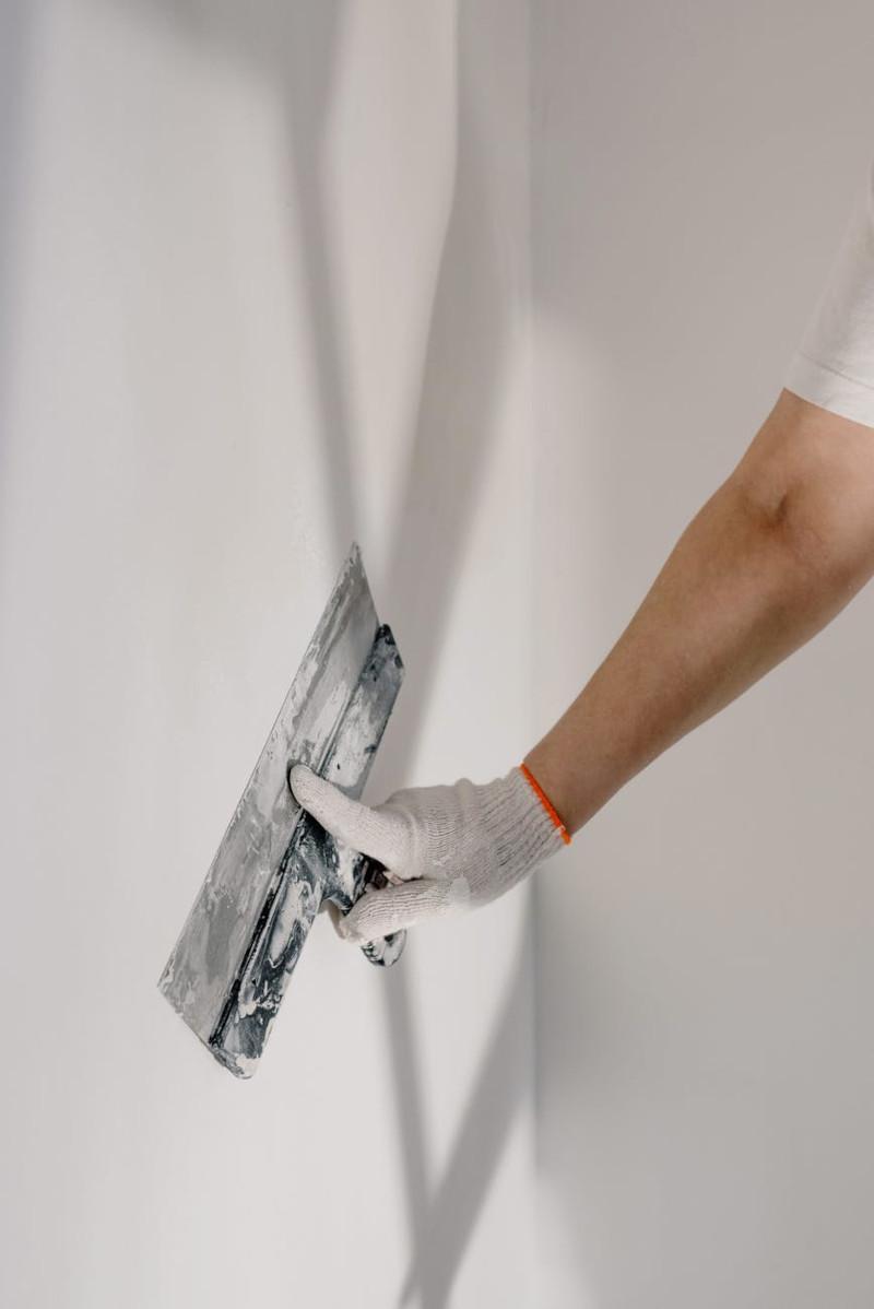 cout renovation appartement nouveau revetement des murs fait par des professionnels