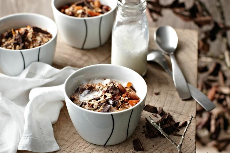 lait d amande bienfaits petit déjeuner céréales complets arrosées du lait d amande