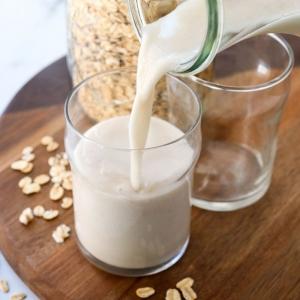 Le lait d'avoine : une boisson à de nombreux bienfaits !