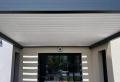 Pergola biolcimatique en aluminium – plein de contrôle et plein confort à l'extérieur !
