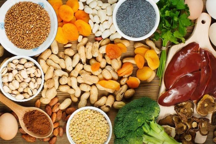 liste des aliments riches en fer idée santé de fer