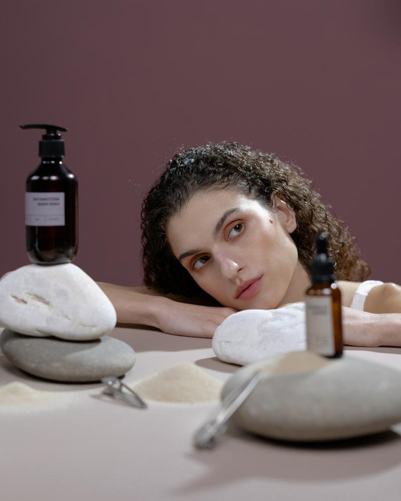 masque cheveux huile de ricin huiles naturelles pour enrichir les cheveux