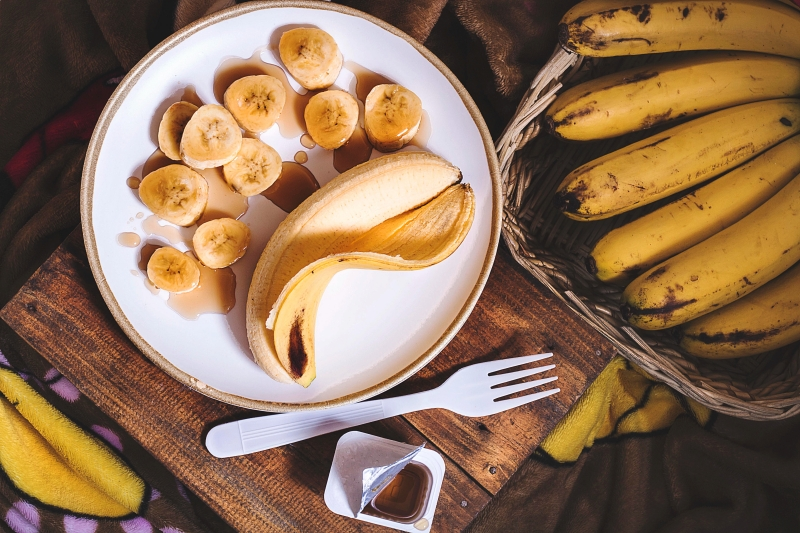 que faire avec des bananes trop mures remede gueule de bois