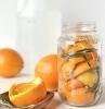 que faire de la peau d orange idée ecorce orange recup