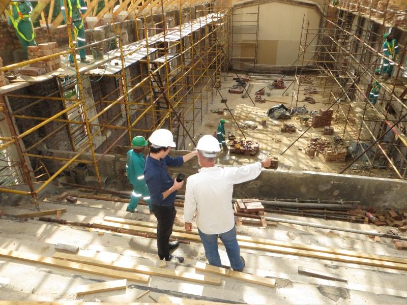 quel est le role de maitre d oeuvre chantier de construction