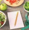 recette de salade froide pour buffet épinards tomates cerises pomme verte