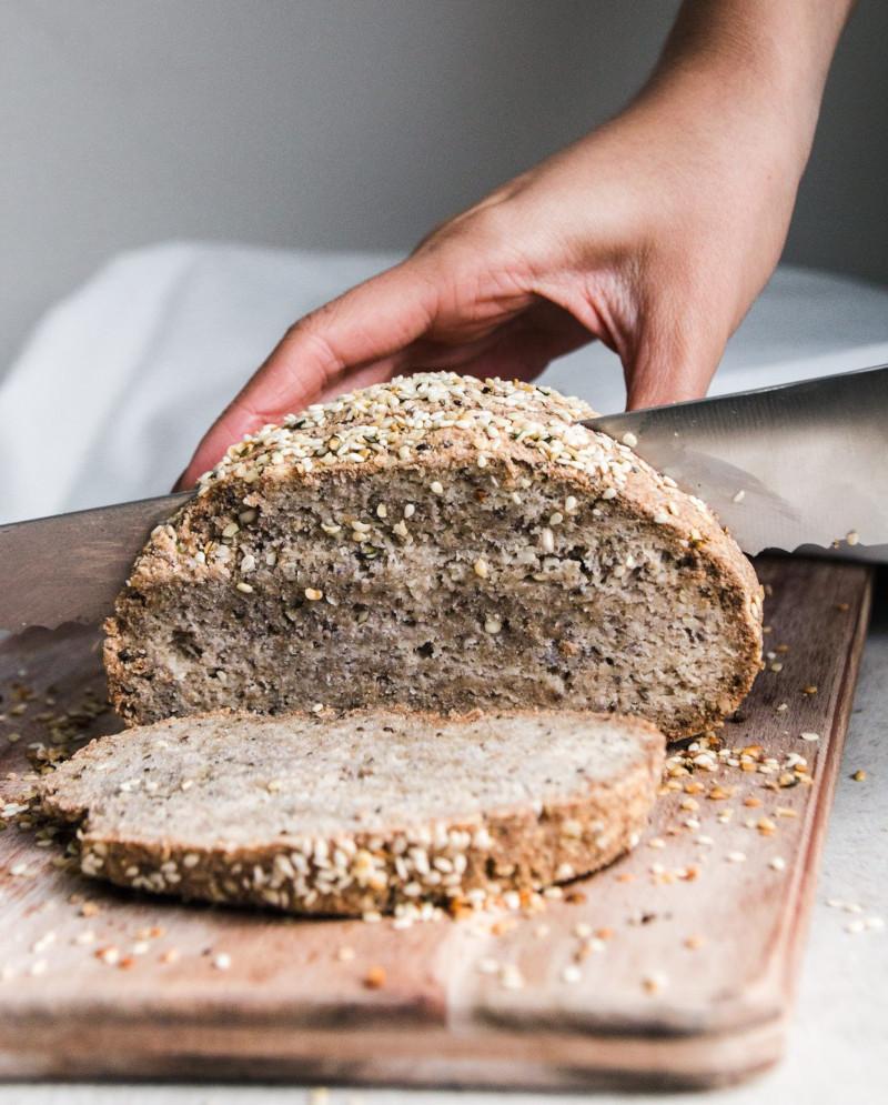 recette low carb pain convenable pour régime alimentaire sain