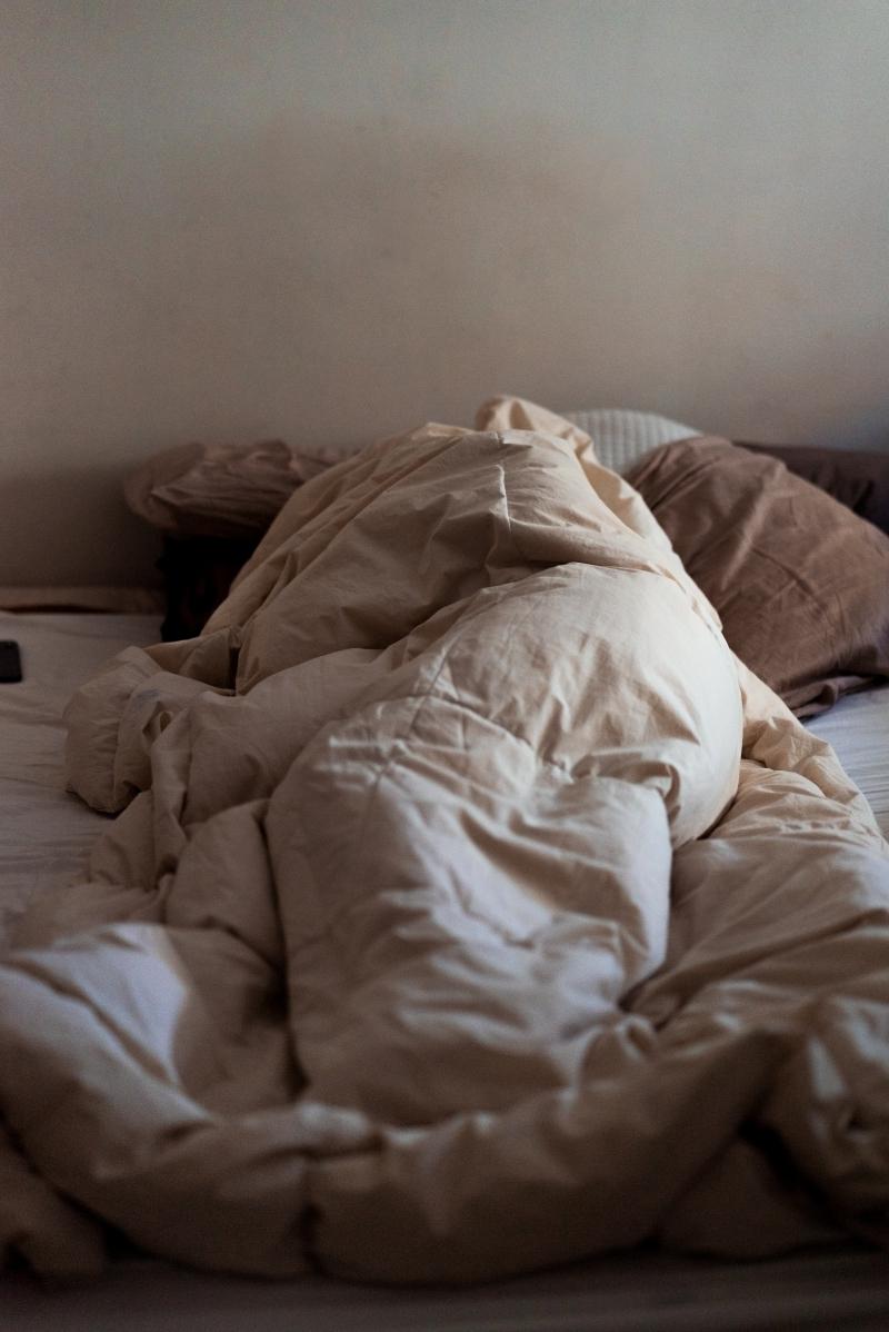 remede gueule de bois repos lit sommeil linge de lit