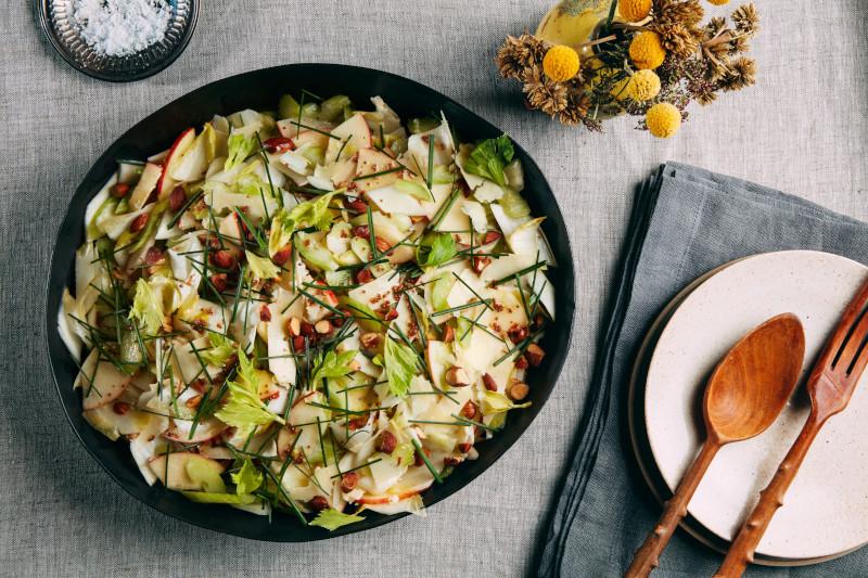 salade légère pour une alimentation saine et équilibrée une grande variété de légumes