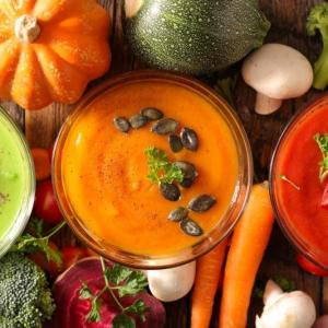 Idées de recettes de soupe d'automne, le plat réconfortant par excellence !