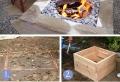 Brasero fait maison : inspiration et conseils pour fabriquer le foyer extérieur parfait