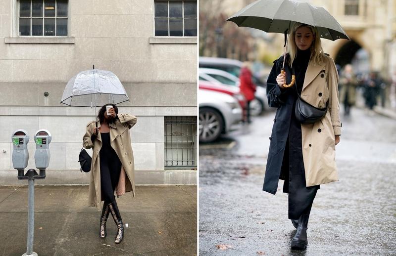 Tenue de pluie pour femme : nos secrets pour affronter le mauvais temps