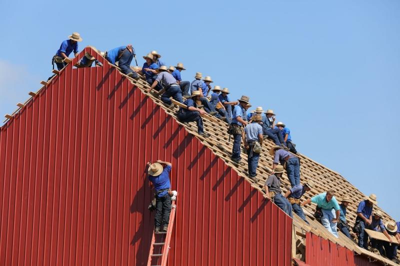 travaux bâtiment construction plan organisation projet équipe