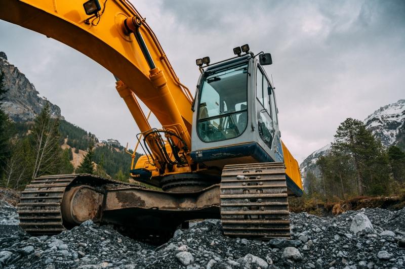 travaux construction ou renovation équipement machine bâtiment structure