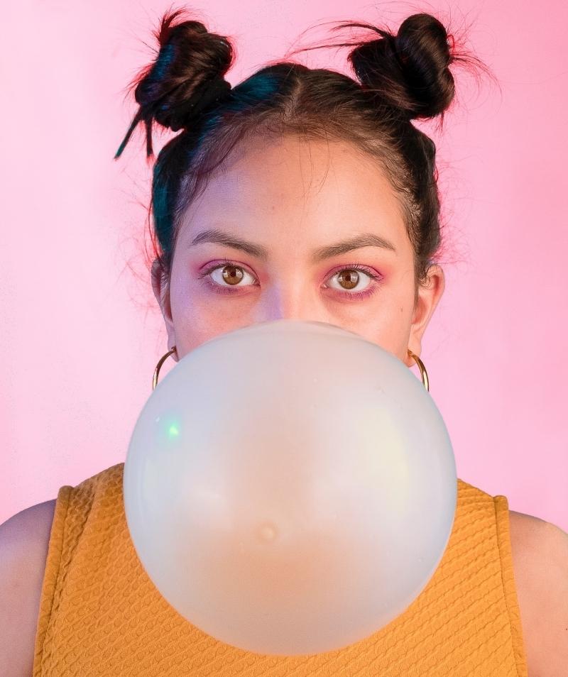 chewing gum effets ballonnement estomac comment perdre du poids facilement