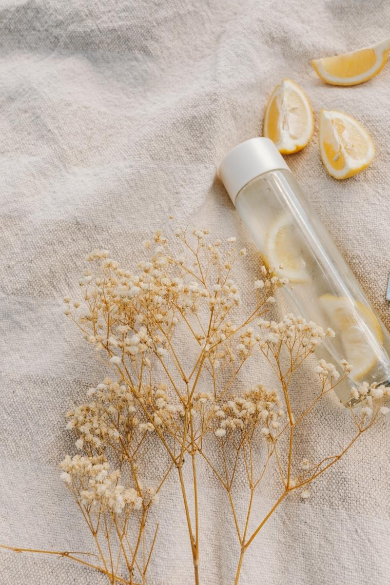 comment perdre du ventre hydratation boisson detox eau citronnée