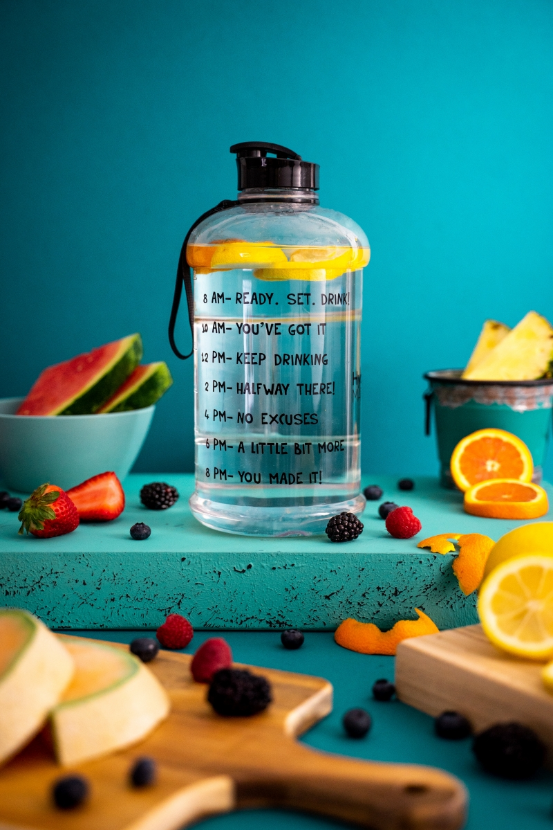 consommation eau perdre la graisse du ventre importance hydratation