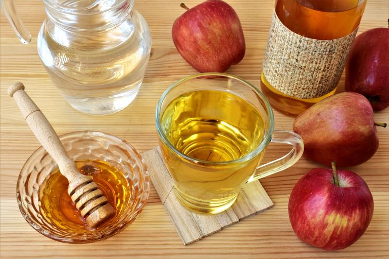 enlever cellulite cuisse recette de grand mere vinaigre de cidre et miel