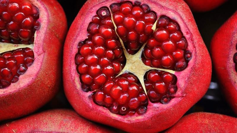 grenade vitamine c pleine d antioxydants propriétés anti inflammatoires