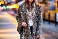 Le manteau léopard – la pièce phare de la saison !