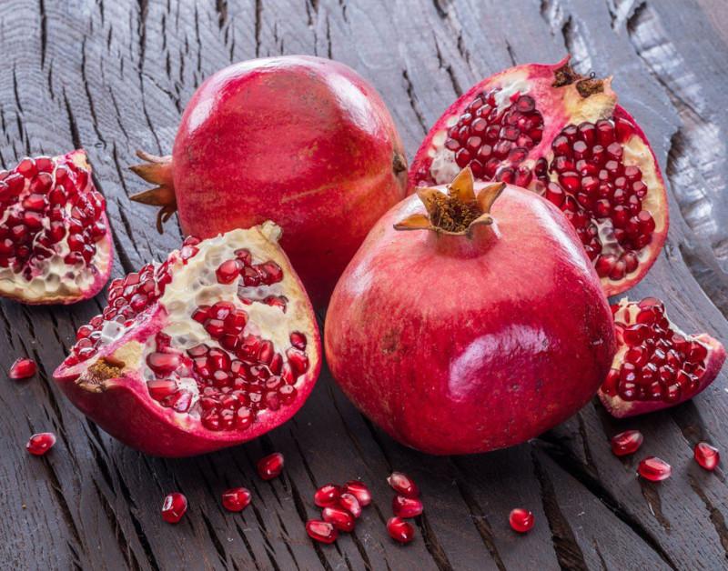 manger de la grenade saison de septembre à novembre fruit bon pour la santé