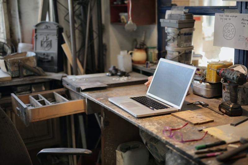 organisation espace faire plan rangement garage