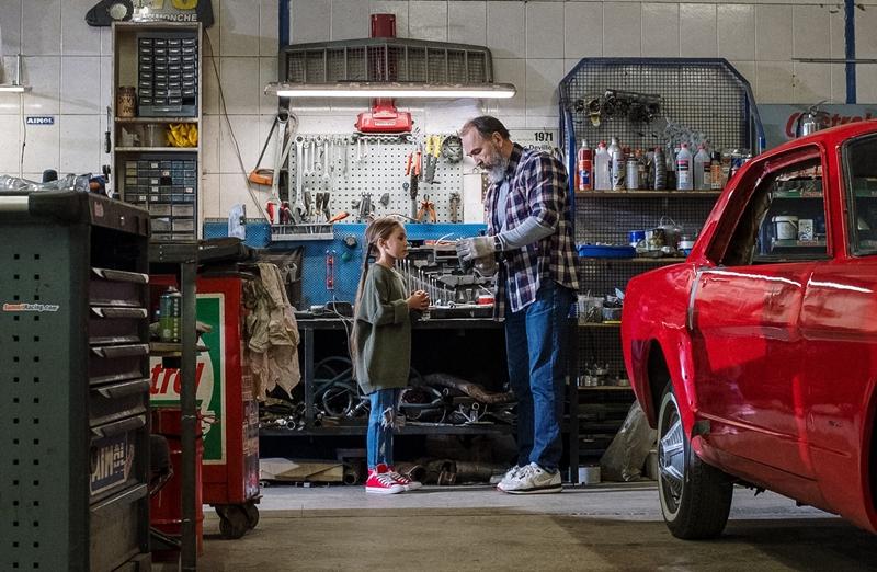 organisation garage faire le tri aide rangement outils