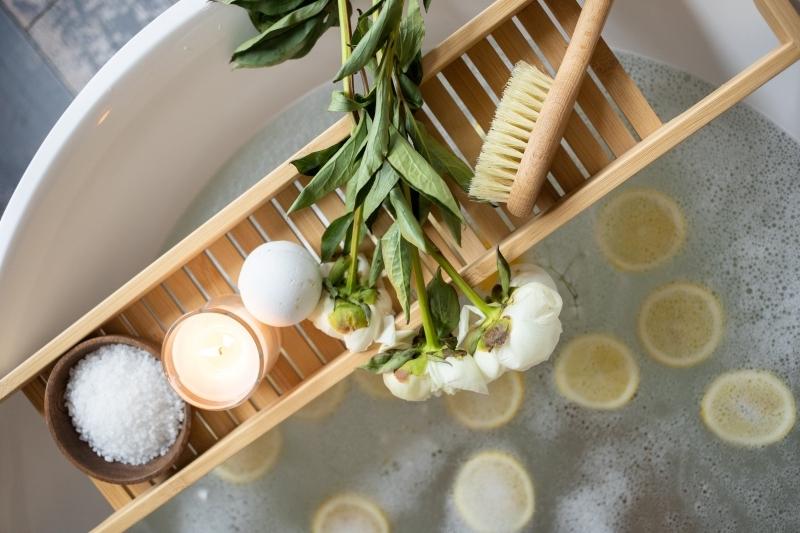 regime ventre plat habitudes saines prendre bain sel epsome
